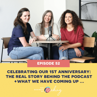 52: TBOM one year anniversary - celebrating our 1st year: the story behind the podcast
