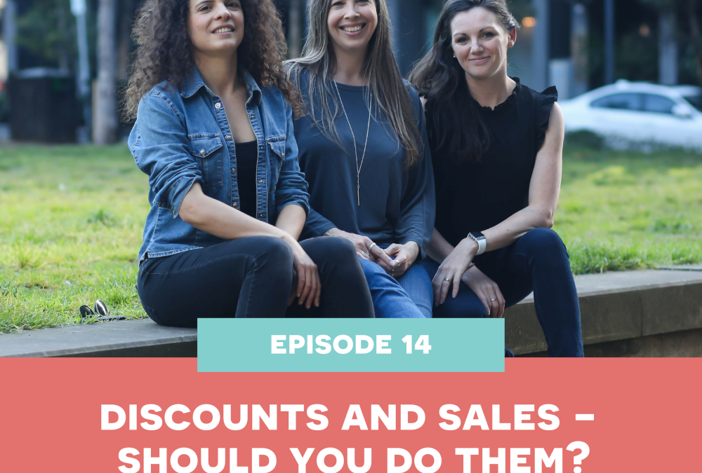 14: discounts and sales – should you do them?