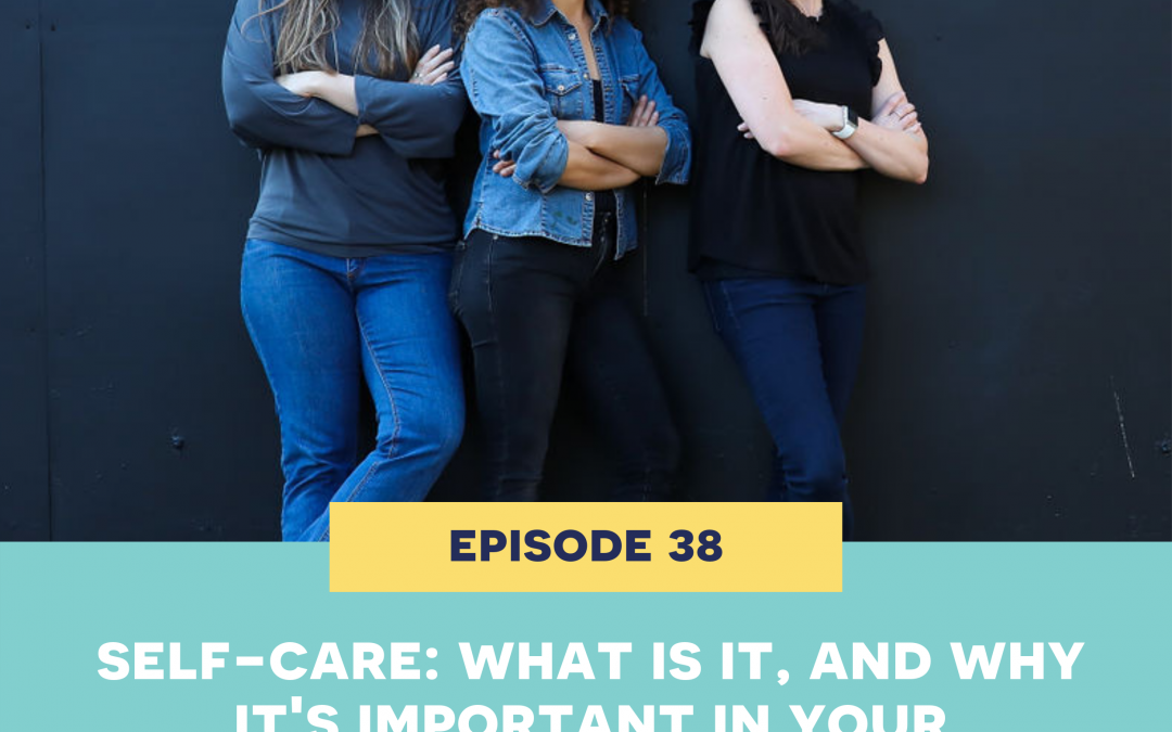 38: self-care: what is it and why it's important in your handmade business