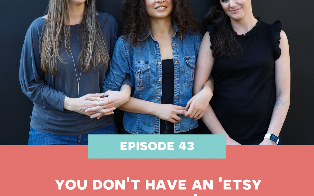 43: You don't have an 'Etsy Business'