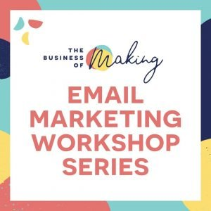 Email Marketing Workshop series - product cover image