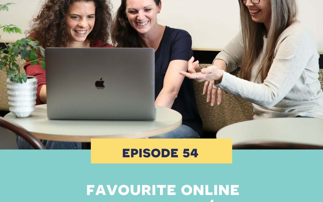 54: Favourite online business tools/apps
