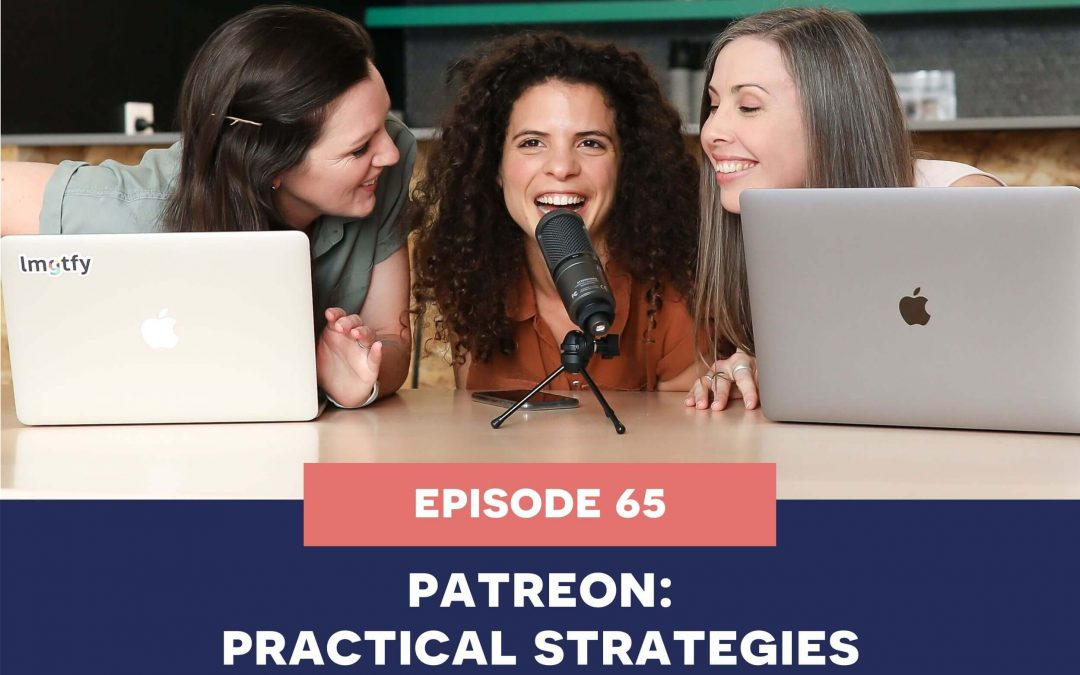 65: PATREON: Practical strategies to overcome mindset challenges