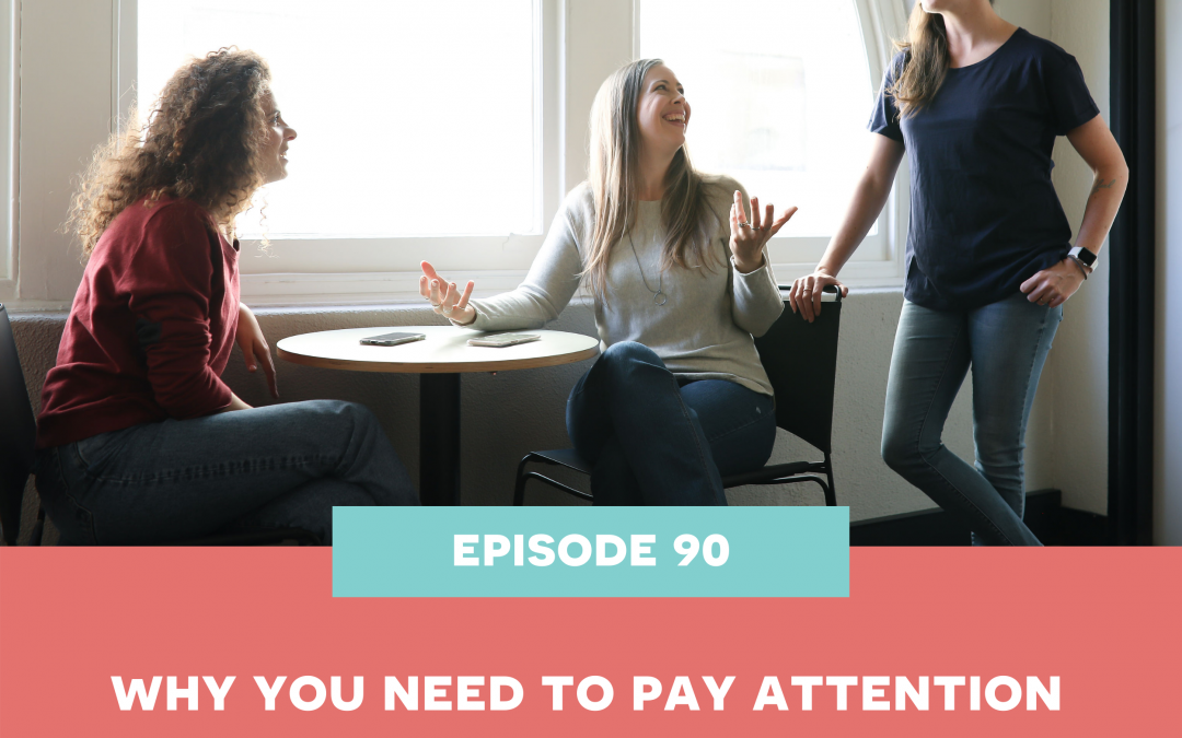90: Why you need to pay attention to conversion rates