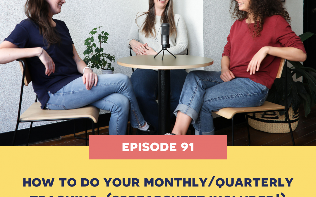 91: PATREON – Monthly/Quarterly tracking (and what to do with those numbers)? With bonus spreadsheet!