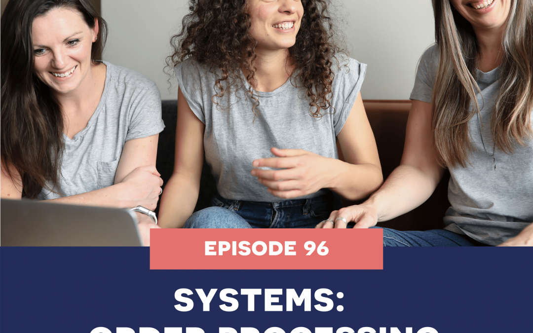 96: Systems: Order Processing