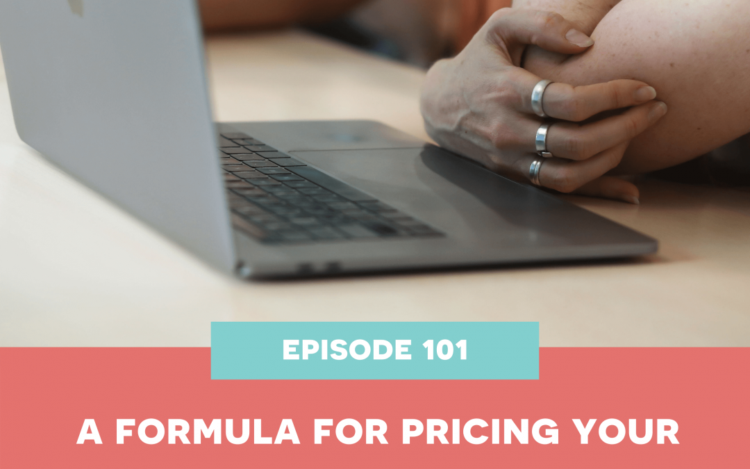 101: A Formula To Price Your Handmade Products