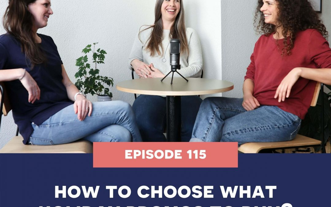 115: How to choose what holiday promos to run?